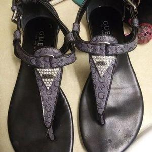 Ladies Guess Sandals